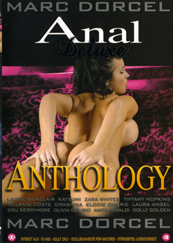 ANTHOLOGY DELUXE ANAL 1 DVD
