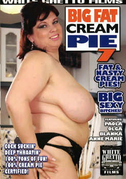 BIG FAT CREAM PIE N.07