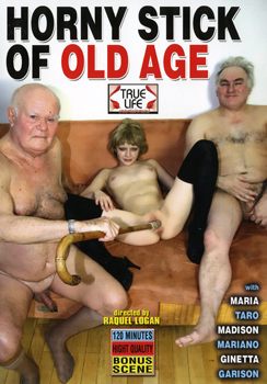HORNY STICK OF OLD AGE