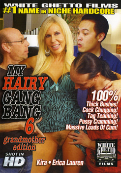 MY HAIRY GANG BANG N.06