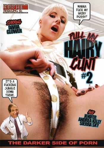 PULL MY HAIRY CUNT 2