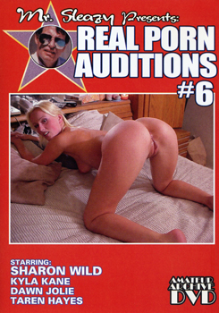REAL PORN AUDITIONS N.06