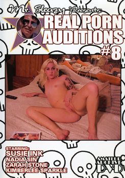 REAL PORN AUDITIONS N.08