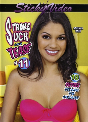 STROKE SUCK AND TEASE N.11
