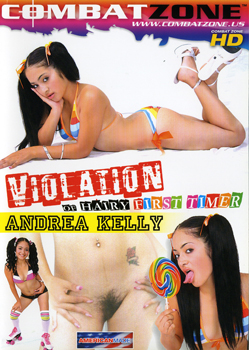 Violation Of Hairy First Timer Andrea Kellyv